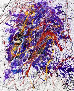 Expressionnisme caroline vis Dutch artist