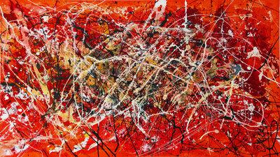 original art paintings it is not all Violance caroline vis