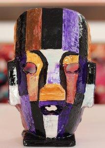 mask caroline vis art