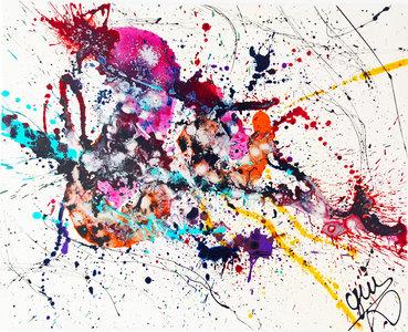 Discovering art by caroline vis