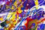 Artiste peintre contemporain  caroline vis