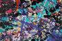 """Purple Rain II"" 100 cm x 160 cm_"
