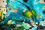 Sea Horse Art painting by caroline vis dutvj modern painting