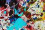 art expressionistisch schilderij pollock