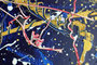 art tableaux peintre abstrait caroline vis